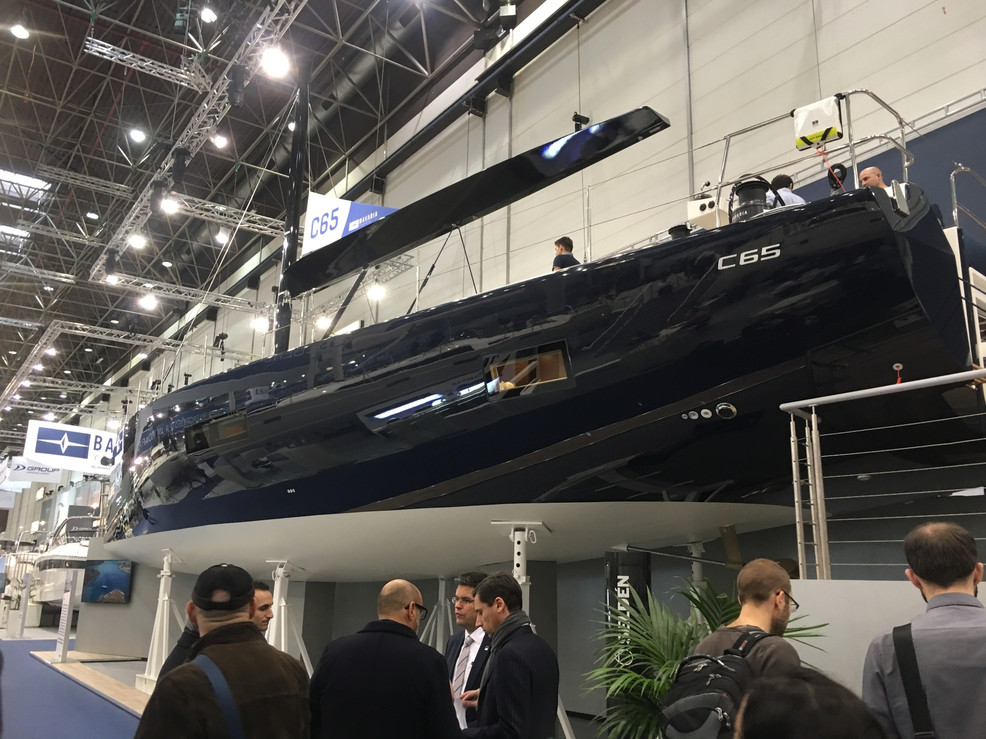 Brand new Bavaria C65 launched