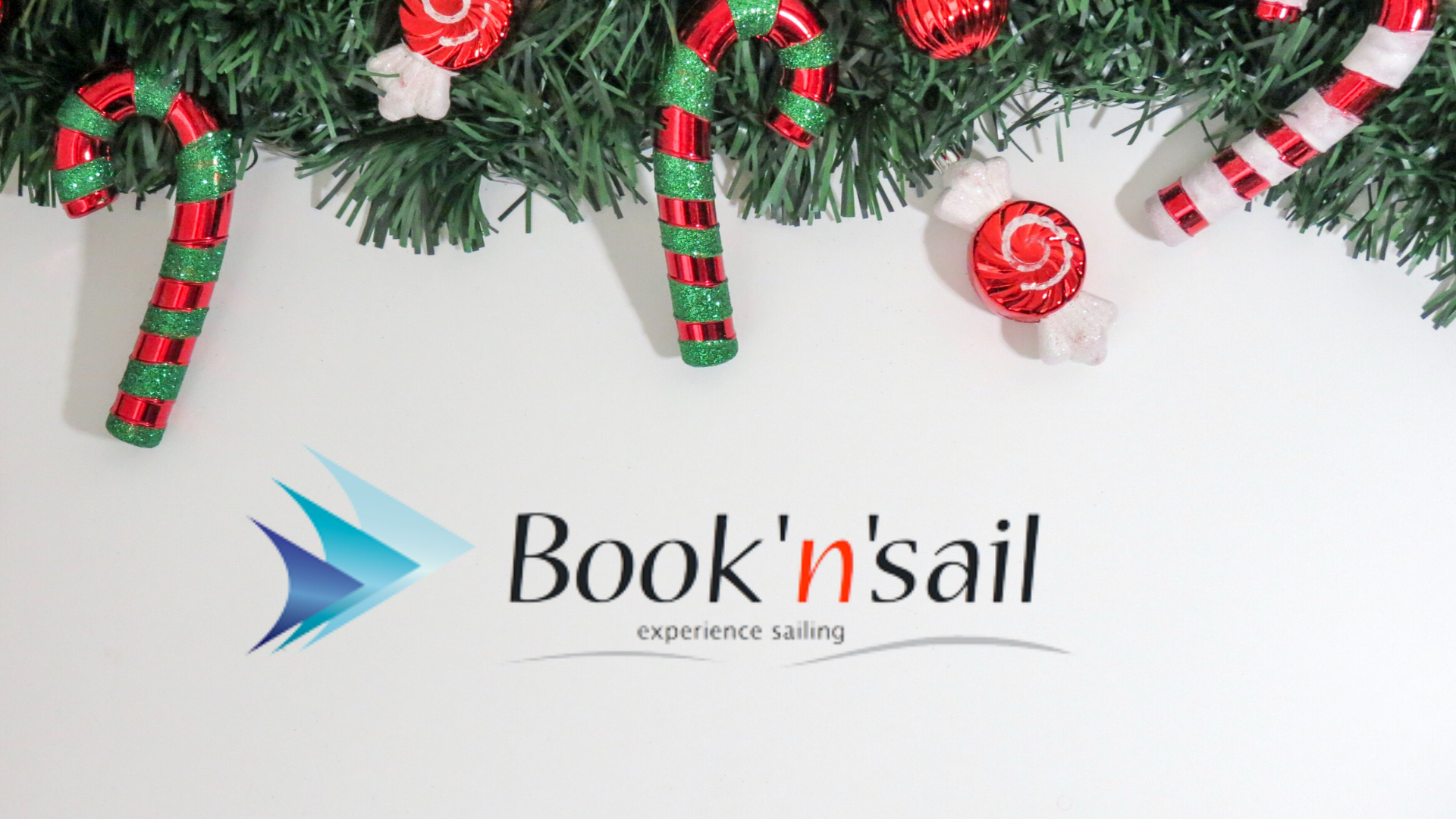 Christmas  yacht charter promotion- Sailing special offers