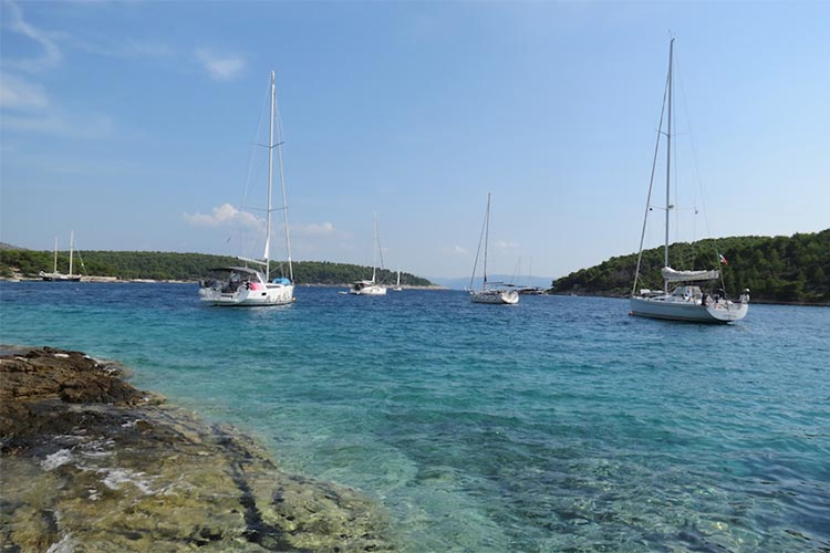 10 top places to visit during your sailing trip in Croatia