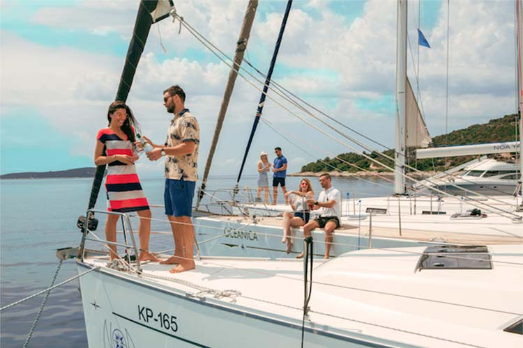 ALL YOU NEED TO KNOW ABOUT CREWED YACHT CHARTER IN CROATIA
