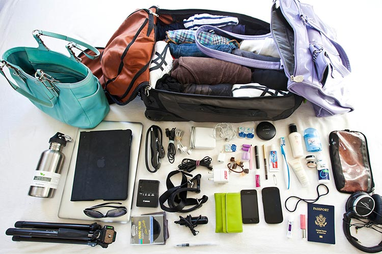 Essential things to pack for your sailing trip