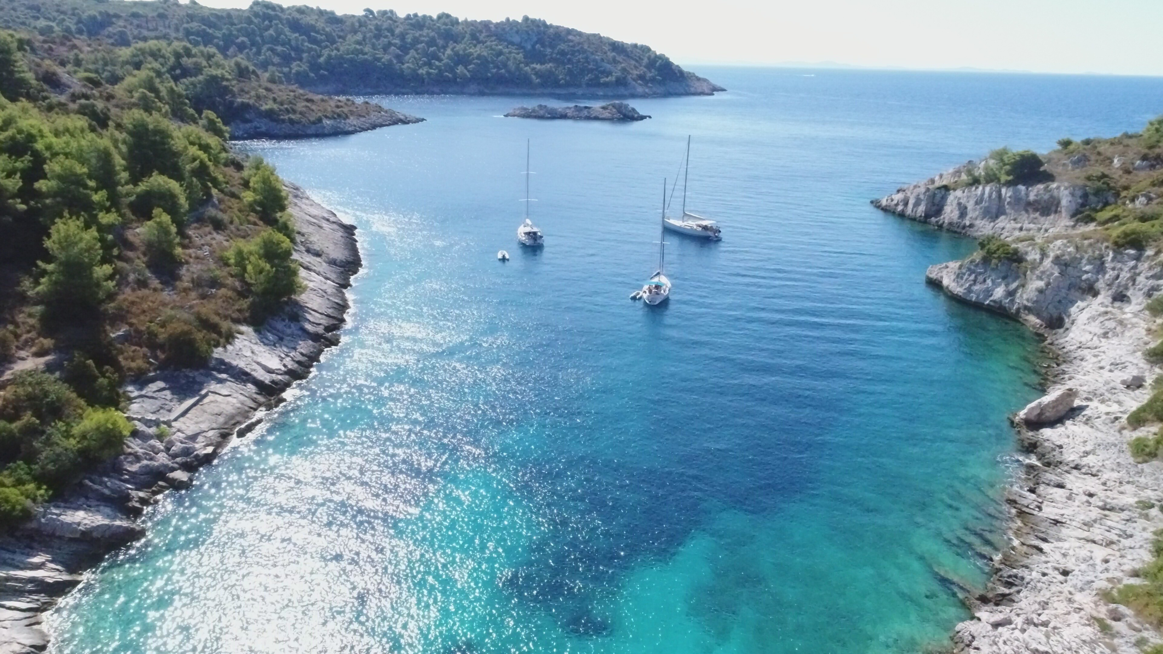 7 must see places during your sailing trip in Croatia