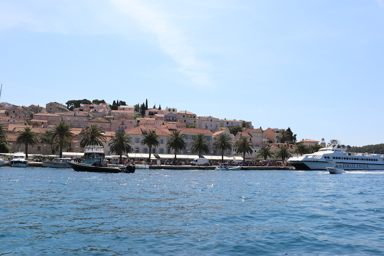 Best part of the year for sailing in Croatia- Central Dalmatian islands