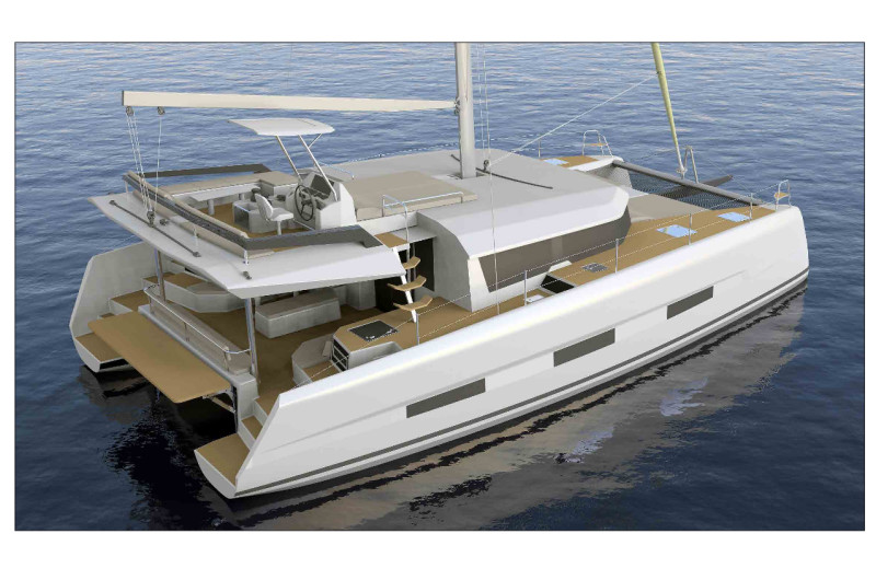 Dufour 48 Catamaran - biggest new trend