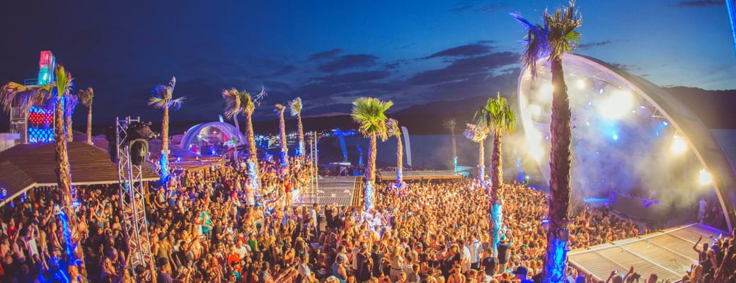 "Top 4 contenders for the title of ""The best Croatian party island"""