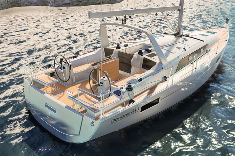 Beneteau Oceanis sailing yachts- best choice from different boat models