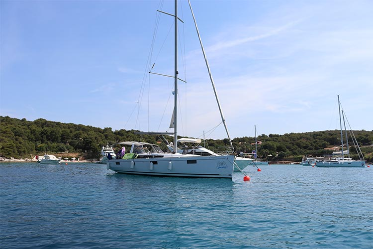 SPRING SAILING IN CROATIA