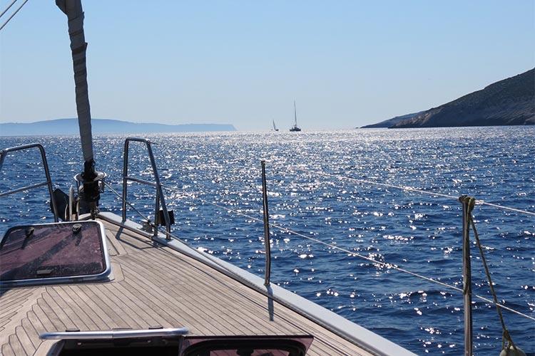 SAILING DIARY- 7 day sailing trip Central Dalmatia end of June