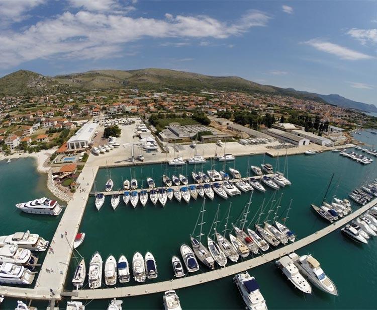 Yachtclub Seget (Marina Baotić), Seget Donji