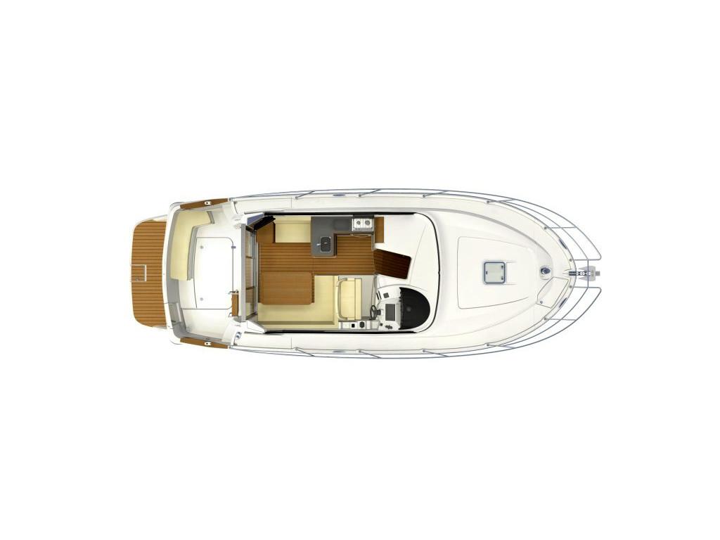Antares 36, Mandalina II