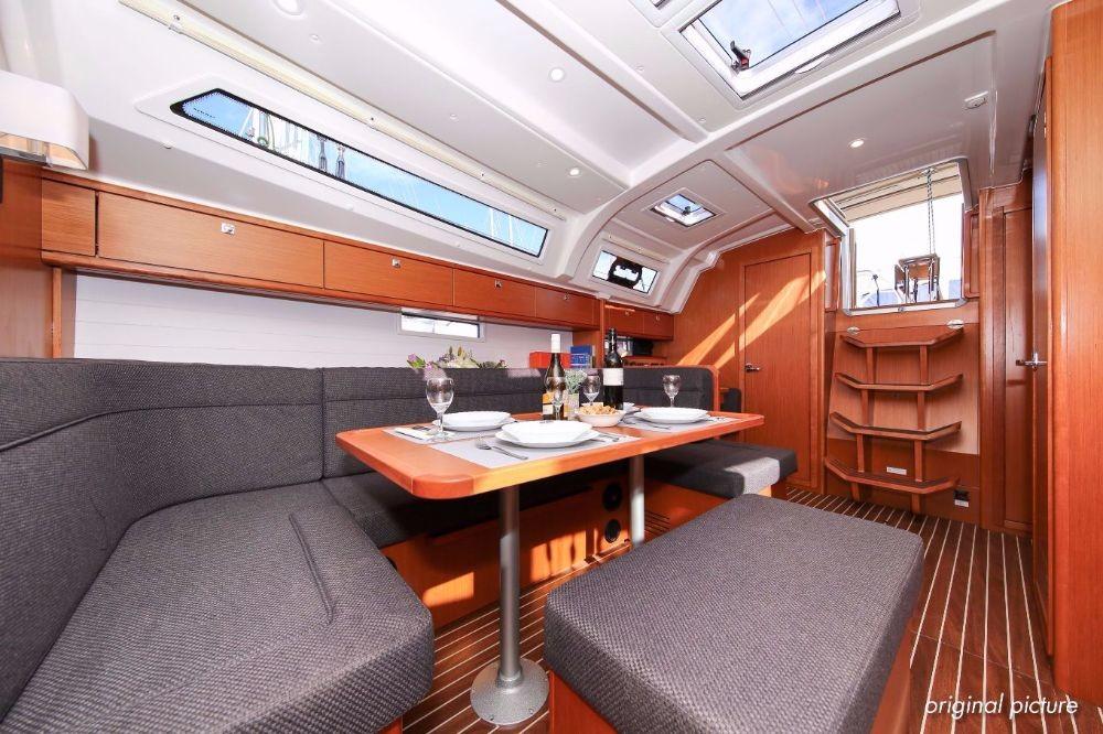Bavaria Cruiser 41S, Blackstar 1