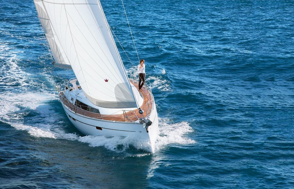 Bavaria Cruiser 46 Athens Marina Alimos Kalamaki Amaryllis