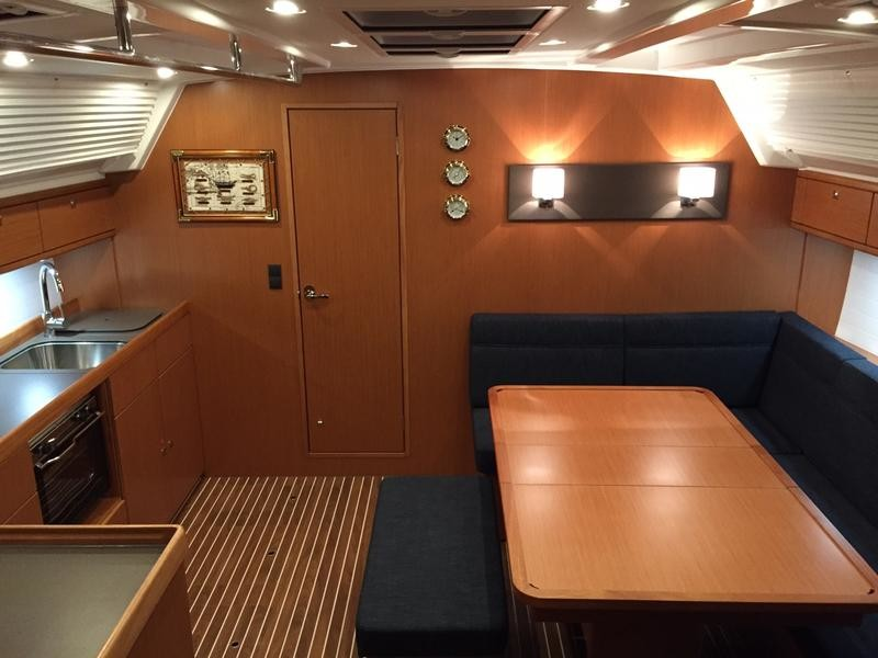 Bavaria Cruiser 46, NUTKA