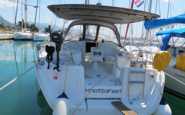 Cyclades 43.4 Knot so fast
