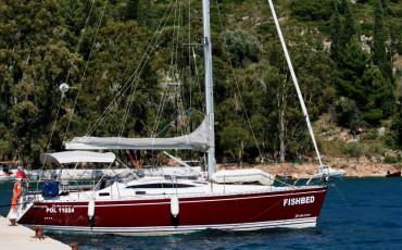 Delphia 40 Fishbed