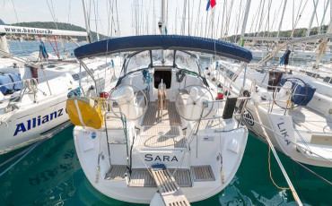 Dufour 385 GL Sara