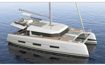 Dufour 48 Catamaran Paradise Planet