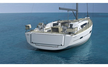Dufour 520 GL Dream Planet