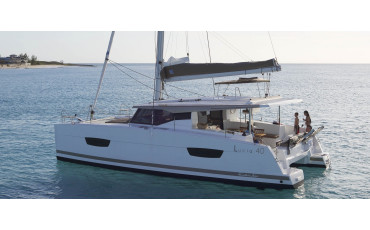Fountaine Pajot Lucia 40 Relax Planet