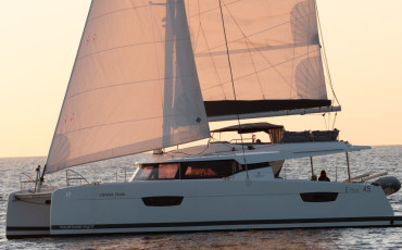 Fountaine Pajot New 45 Vienna Pearl | A/C, Gen, Water-maker