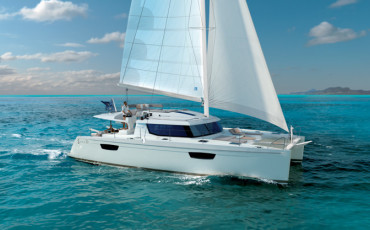 Fountaine Pajot Saba 50 Marci