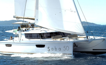 Fountaine Pajot Saba 50, Waterloo