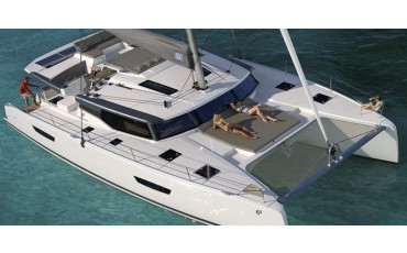 Fountaine Pajot Saona 47 (Quintet) Aquarius III