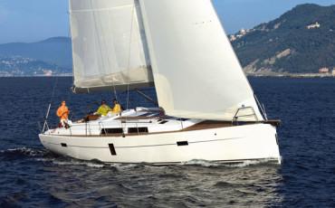 Hanse 445 Paloma 3 - renewed 2017