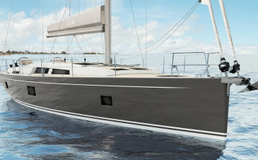 Hanse 508 Infinity of time