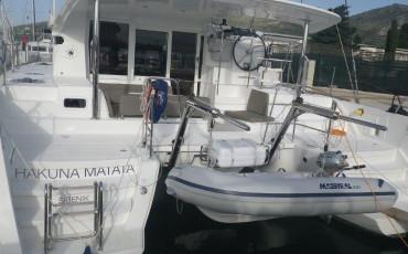Lagoon 39 Hakuna Matata