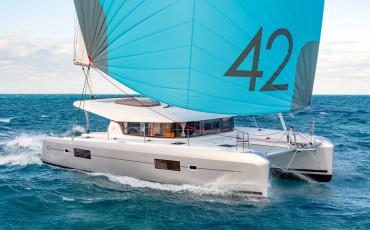 Lagoon 42 l'Argonaute (SUNDAY)