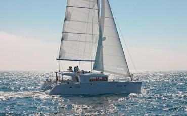Lagoon 450 F Sunce II