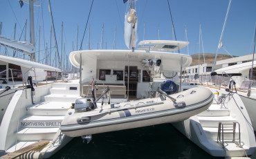 Lagoon 450 S Northern Breeze