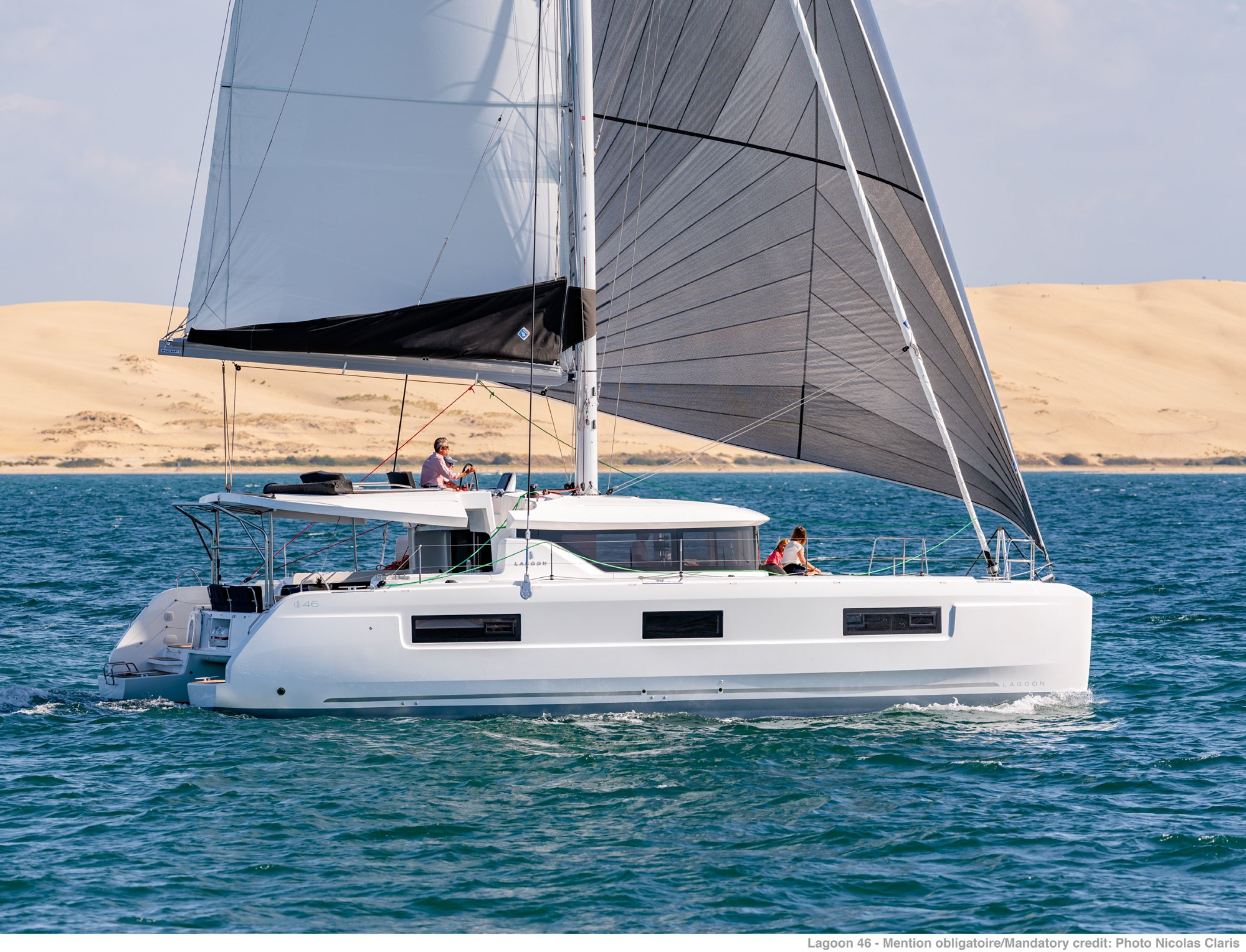 Catamarans are new trend!