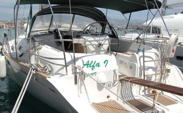 Oceanis Clipper 461 Alfa 1