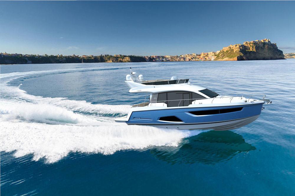 Sealine F430, Blue Lagoon II