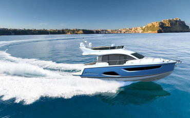 Sealine F430 Blue Lagoon II