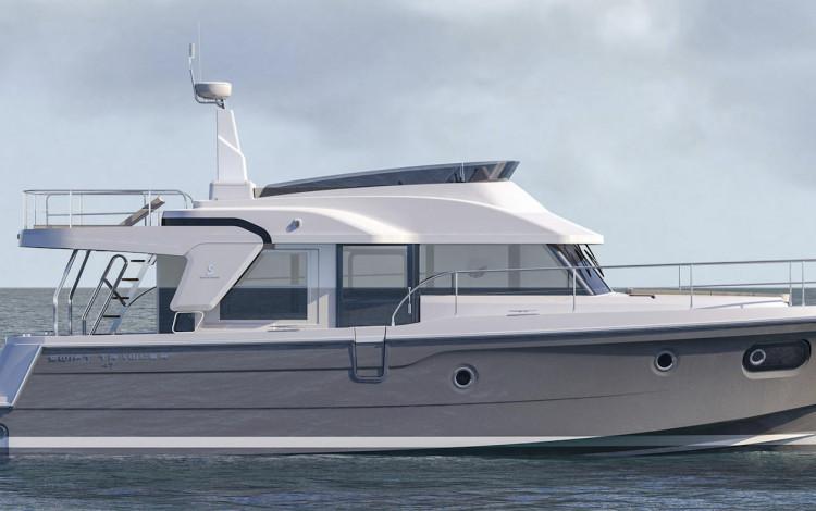 Swift Trawler 47, Ocean dreamer